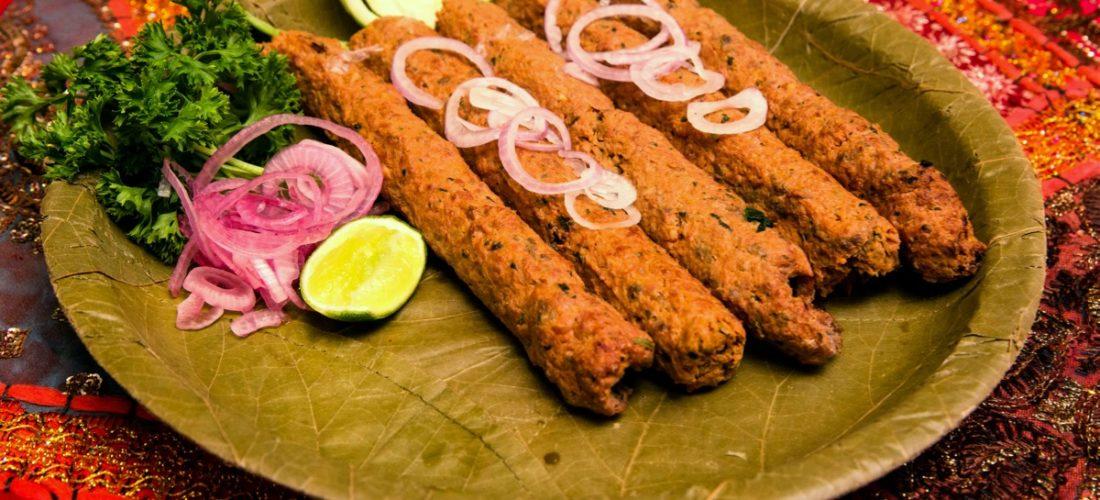 bbq - seekh kebab