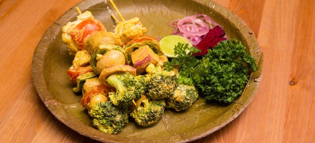 bbq - veggies